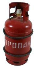 Газовый баллон пропановый 12 литров (клапан) с резиновыми кольцами - поставляются отдельно