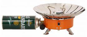 Газовая мини плита TULPAN-L, большая TM-450