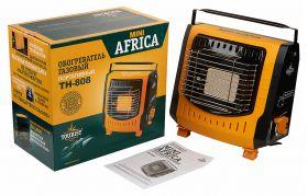 Обогреватель газовый туристический MINI AFRICA TH-808