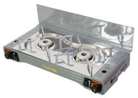 Портативна газовая плита TWIN PREMIUM SDY-0507