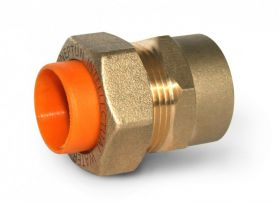 Муфта 15 мм (1/2 дюйма) для опрессовки трубы (мама)