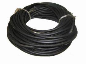 Рукав газовый Ø 9мм черный III класс