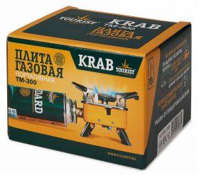Газовая мини плита KRAB TM-300