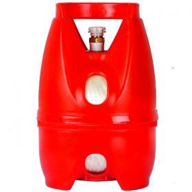 Композитный газовый баллон LiteSafe LPG 5л. (Индия)