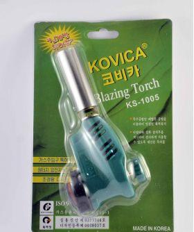 Газовая горелка туристическая KOVICA KS-1005 (Китай)