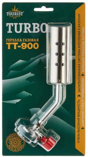 Газовая горелка туристическая TURBO TT-900