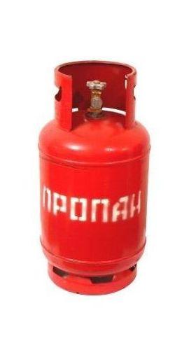 Газовый баллон 27 л (С ПРЕДОХРАНИТЕЛЬНЫМ КЛАПАНОМ)
