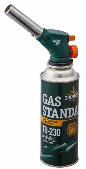 Газовая горелка туристическая SUPER JET TT-600