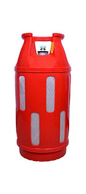 Баллон пропановый LiteSafe LS 47L композитный (Индия)